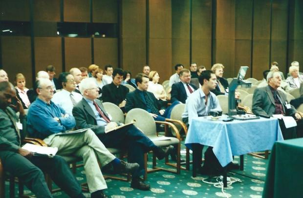 Sarajevo delegates (Photo: Robin Williamson)